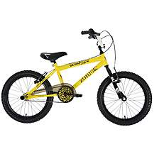 image of Zombie Skullz BMX Bike - 18""