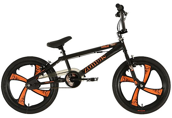 Zombie Infest BMX Bike