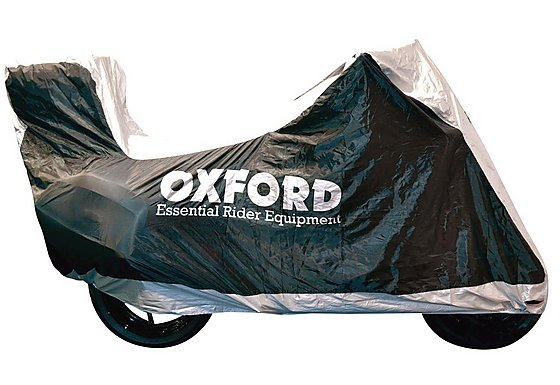 Oxford Aquatex Topbox Large CV117 Motorcycle Cover