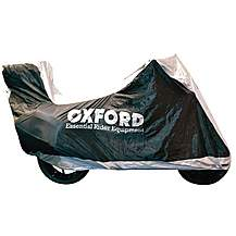 image of Oxford Aquatex Topbox Large Motorcycle Cover