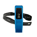 image of Garmin Vivofit Blue Bundle