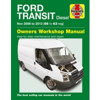 Haynes Ford Transit Diesel (06-13) Manual
