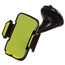 image of Halfords Green Smartphone Suction Holder