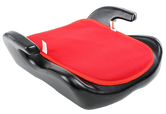 Halfords Essential Group 3 Booster Seat - Red