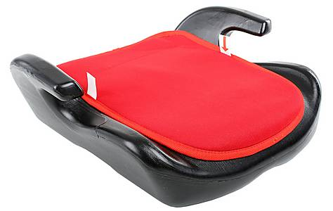 image of Halfords Essentials Group 3 Booster Seat - Red