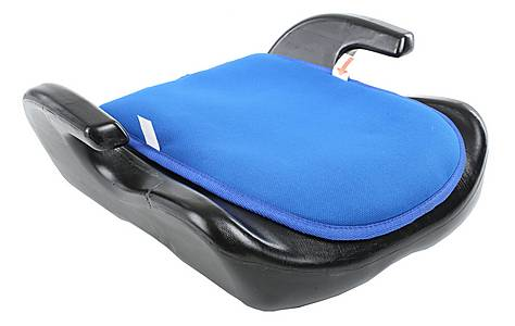 image of Halfords Essentials Group 3 Booster Seat - Blue