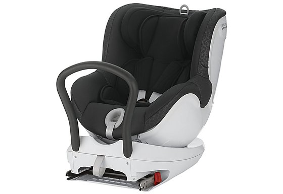 Britax DUALFIX Black Thunder Car Seat