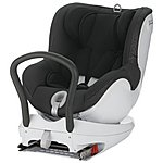 image of Britax DUALFIX Black Thunder Car Seat