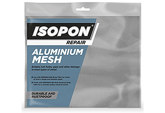 David's ISOPON Aluminium Mesh