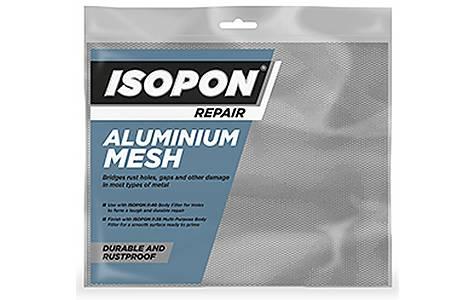 image of Davids ISOPON Aluminium Mesh