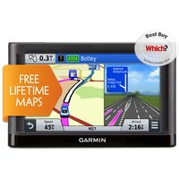 "Garmin nuvi 65LM 6"" Sat Nav with UK & Ireland Lifetime Maps"