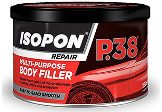 David's ISOPON P38 Easy Sand 250ml