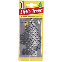 image of Little Tree Pure Steel Air Freshener