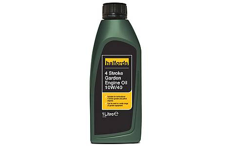 image of Halfords 4 Stroke Garden Engine Oil 1L