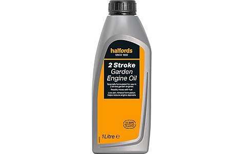 image of Halfords 2 Stroke Garden Engine Oil 1L