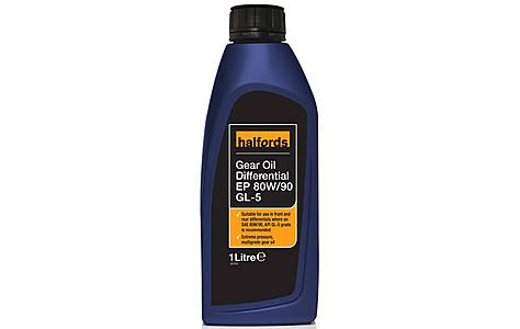 image of Halfords Differential Gear Oil EP 80W/90 GL-5 1L