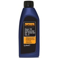 Halfords Differential Gear Oil EP 80W/90 GL-5 1L