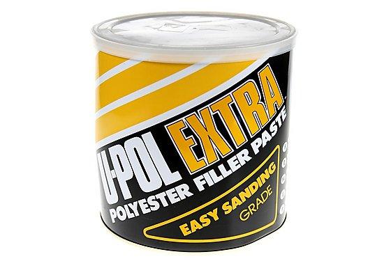 U-POL Extra Polyester Filler 2.1 Litre