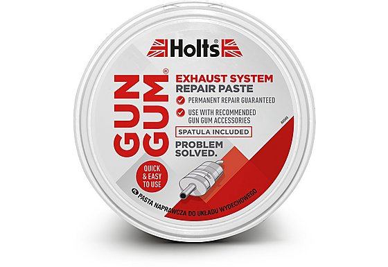 Holts Gun Gum Putty 200g