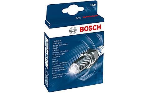 image of Bosch +8 Super Plus Spark Plug x4