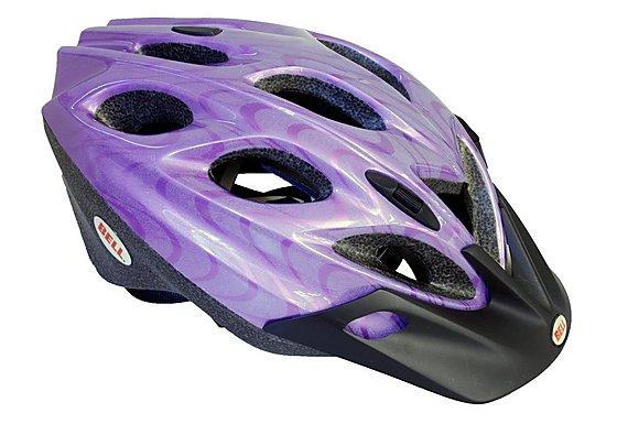 Bell Bella Bike Helmet - Ice Violet (50-57cm)