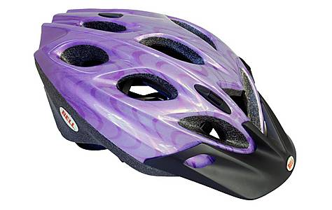 image of Bell Bella Bike Helmet - Ice Violet (50-57cm)