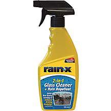 image of Rain-X Glass Cleaner & Rain Repellent 500ml