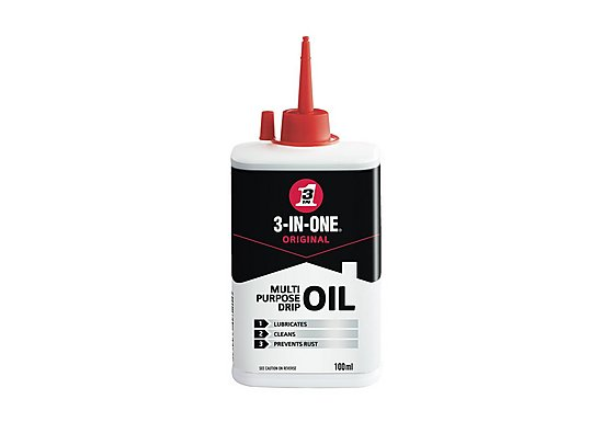 3-IN-ONE Multi-Purpose Drip Oil 100ml