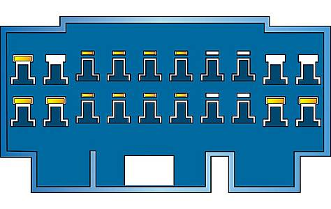 image of Harness Adaptor PC2-68-4