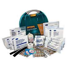 image of Halfords Large First Aid Kit