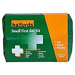 image of Halfords Small First Aid Kit