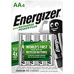 image of Energizer 4AA Rechargeable batteries