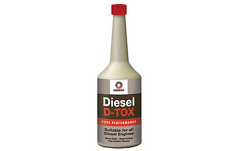 image of Comma Diesel D-Tox 400ml