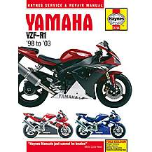 image of Haynes Yamaha YZF-R1 (98 - 01)