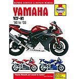 Haynes Yamaha YZF-R1 (98 - 01)