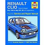 image of Haynes Renault Clio (May 98 - May 01) Manual