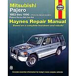 Haynes Mitsubishi Pajero (83 - 96)