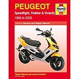 Haynes Peugeot Speedfight, Trekker & Vivacity Scooters (96 - 02)