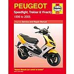 image of Haynes Peugeot Speedfight, Trekker & Vivacity Scooters (96 - 02)