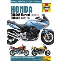 Haynes Honda CB600F Hornet (98 - 06)