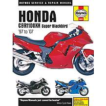 image of Haynes Honda CBR1100XX Super Blackbird (97 - 02)