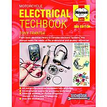 image of Haynes Motorcycle Electrical TechBook (3rd Edition)
