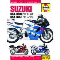 Haynes Suzuki GSX-R600 & 750 (96 - 99)