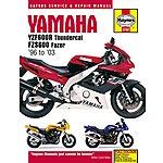 image of Haynes Yamaha YZF600R Thundercat & FZS600 Fazer (96 - 01)