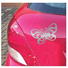 image of Butterfly Silver Graphic