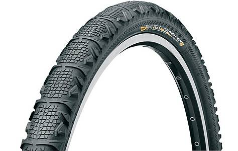 "image of Continental Double Fighter Bike Tyre - 26"" x 1.95"""