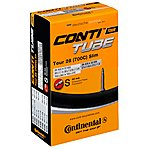 "image of Continental Tour Presta Bike Inner Tube - 26"" - 28"""