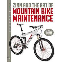 image of Zinn & Art of Mountain Bike Maintenance