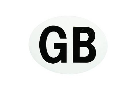 image of Halfords GB - Car Sticker