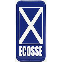image of Halfords Ecosse Car Sticker